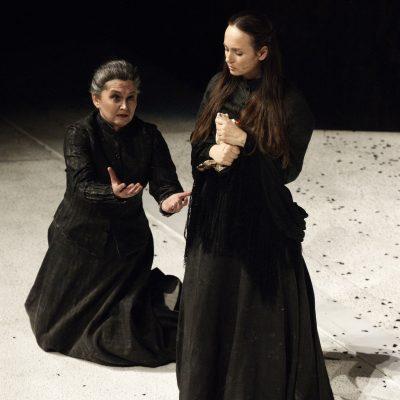 Milano: Teatro Alla Scala | 2007 | Leoš Janáček: Jenůfa | Kostelnička: Agnes Zwierko | Jenůfa: Andrea Dankova