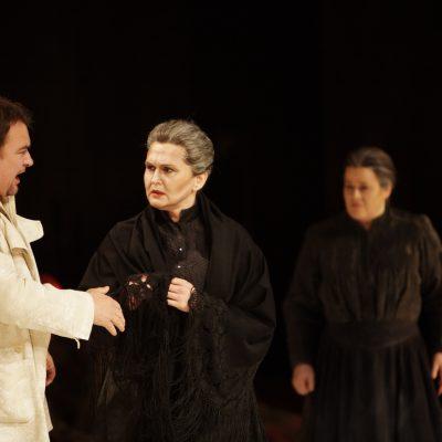 Milano: Teatro Alla Scala | 2007 | Leoš Janáček: Jenůfa | Kostelnička: Agnes Zwierko | Laca: Miroslav Dvorsky | Starek: Gabor Bretz
